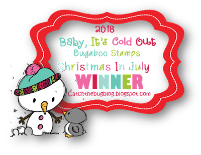 Winner Bugaboo 2018 Christmas in july!