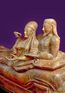 Il Segreto degli Etruschi - Visita guidata del Museo Etrusco di Villa Giulia a soli €10 comprensivi di biglietto d'ingresso la prima domenica del mese