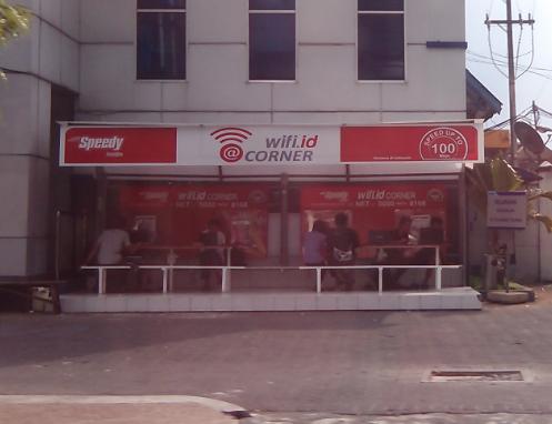 Gambar wifi corner