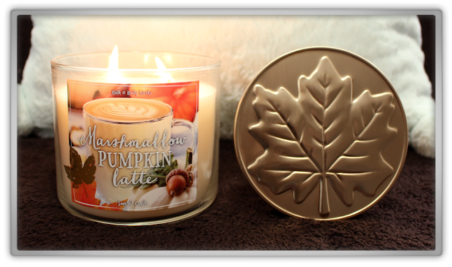 Bath & Body Works Stock Up  Haul and Review Marshmallow pumpkin latte fall autumn candle beauty blog blogger cozy favorites