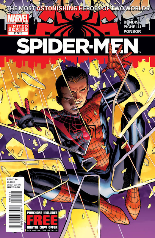 Angry Koala Gear: Spider-Men #2 First Look
