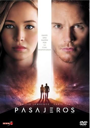 Passengers (Pasajeros) (2016) [BRrip 1080p] [Latino] [Ciencia ficción]