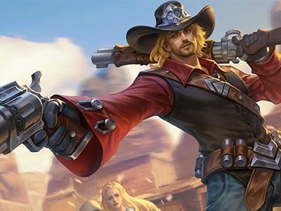 Build Hero Clint Mobile Legends DIJAMIN PANAS!!!!
