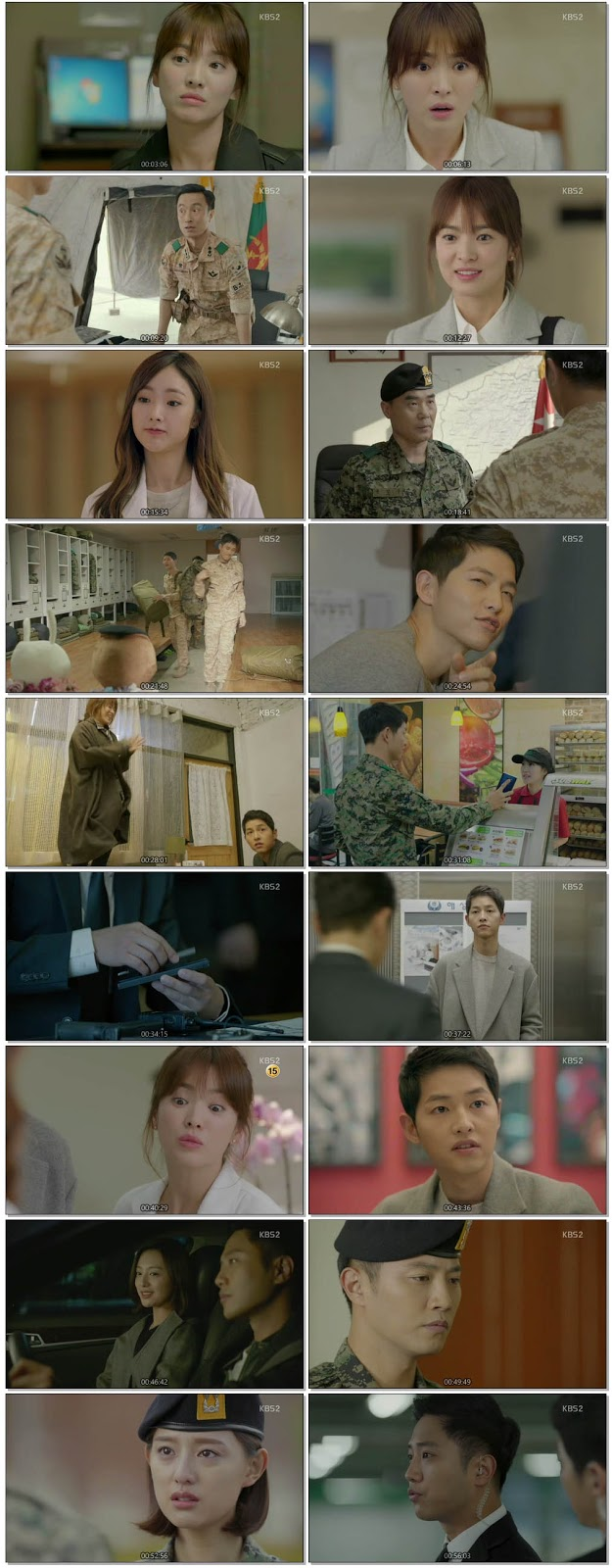 Descendants of the Sun 2016 S01E13 In Hindi Download at movies500.site