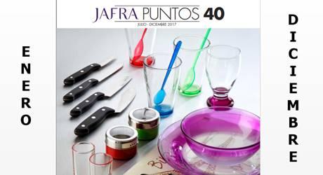 Catalogo Jafra Puntos 40 2017