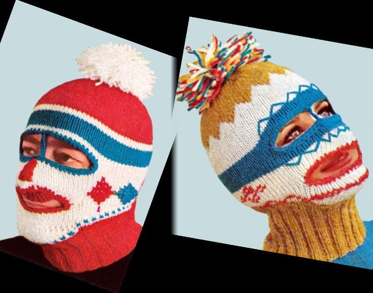 These Pieces Of Knitwear And Crochet Are So Strange Here Are 10