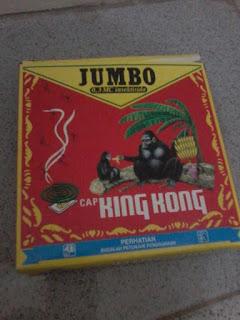 obat nyamuk bakar cap kingkong