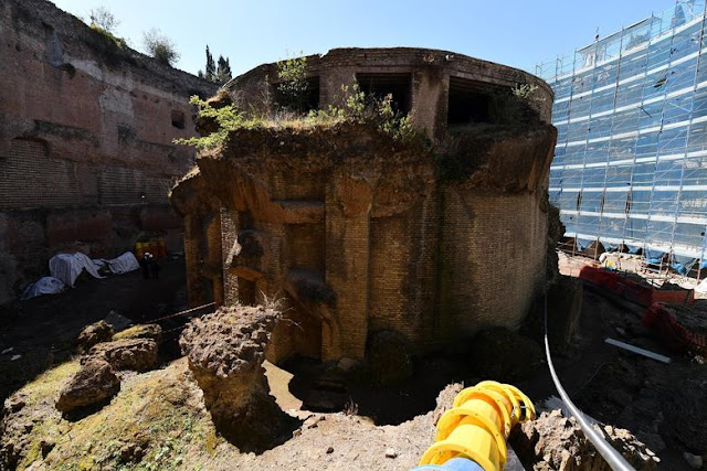 Restoration of Mausoleum of Augustus in Rome begins