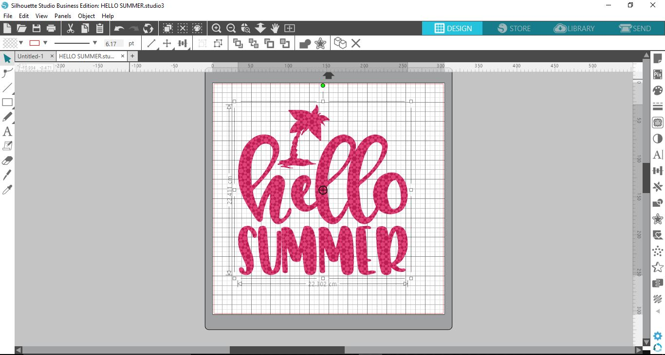 Drop Shadow Feature in Silhouette V4 1   Design Bundles