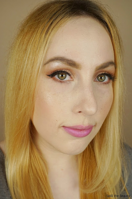 estee lauder Estée Edit Flash Illuminator Fluid Powder Heat 01 review comparison swatches becca champgne pop cover fx moonlight