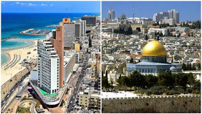 Benjamin Netanyahu afirma que embaixada dos EUA deveria ir para Jerusalém