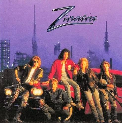 Zinatra st 1988 aor melodic rock