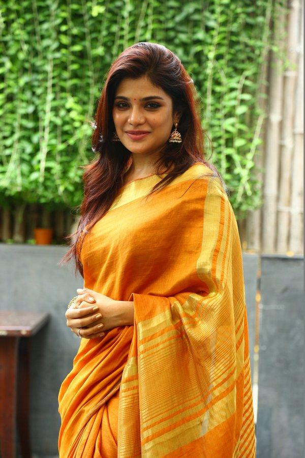 Actress Aathmika Latest HD Images