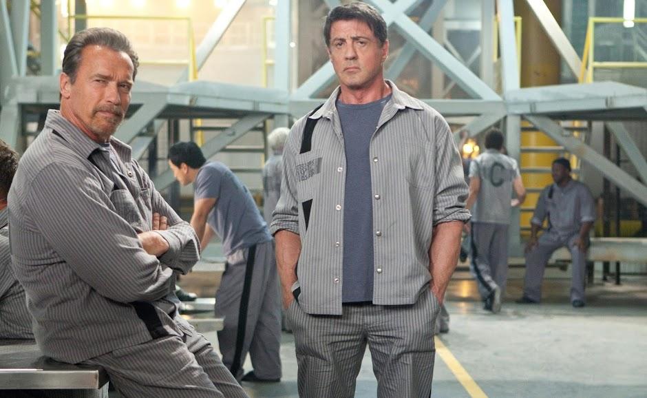 """Contratado diretor para """"Rota de Fuga 2"""", com Sylvester Stallone"""
