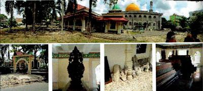 Wisata Sejarah di Kota Pekanbaru KOMPLEK MAKAM MARHUM PEKAN