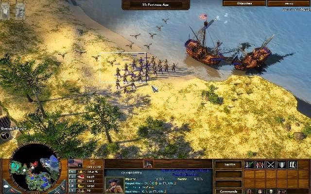 Age of Empires 3 PC Games Screenshots