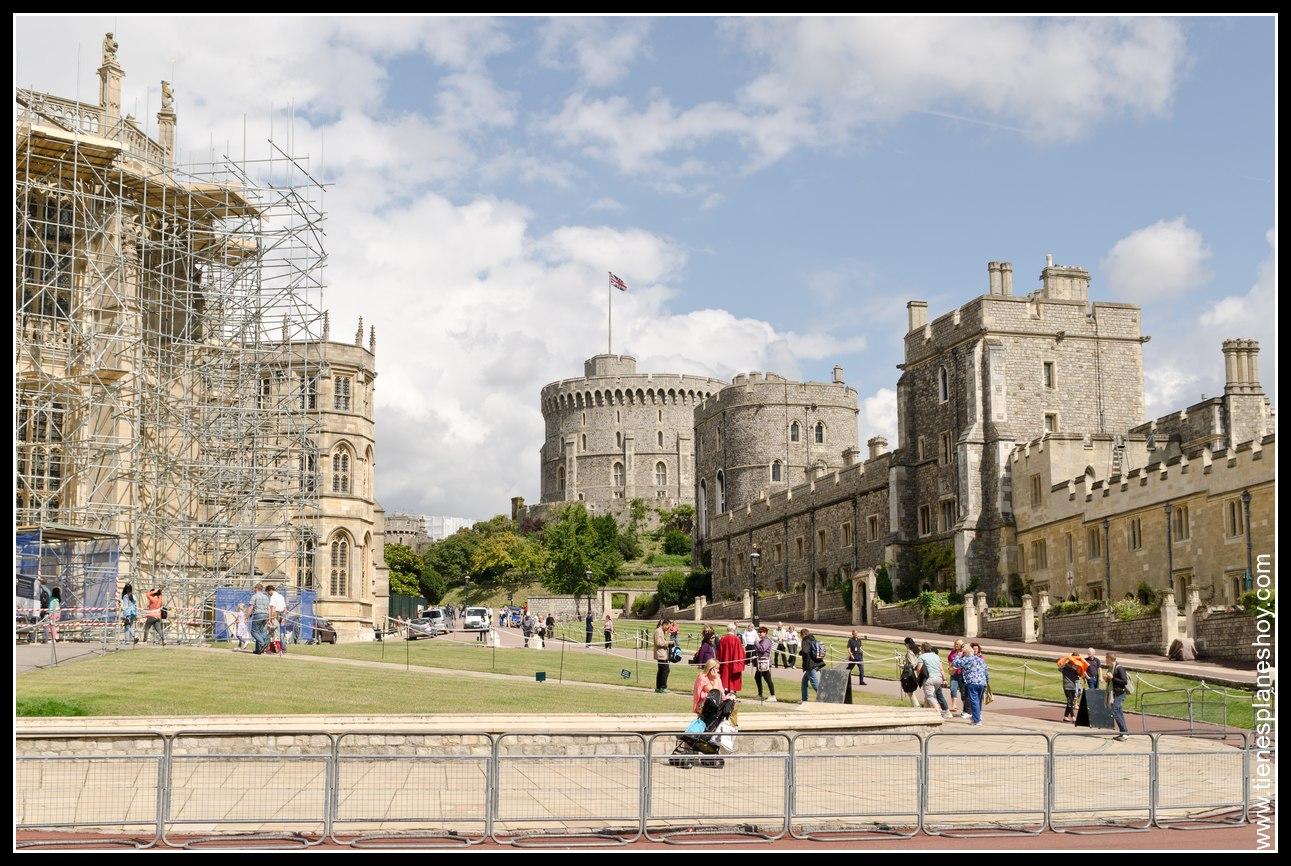 Castillo de Windsor Inglaterra England