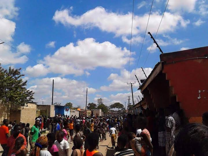 2 Photos: Foreigners killed as Zenophobic attacks erupt in Zambia