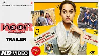 Noor 2017 Bollywood Hindi Movie Full Download 700mb DVDCam