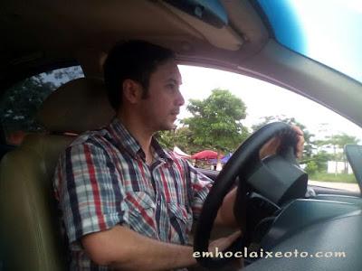 Bổ túc tay lái cho thuê xe học lái tại Hà Nội