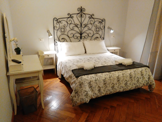Villa Borghese Guest House comfortable room