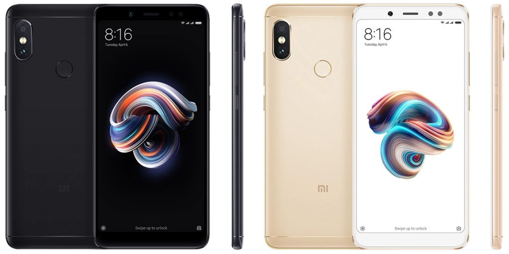 Xiaomi Redmi Note 5 AI Dual Camera (2018) with Specifications and Prices