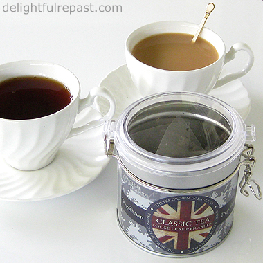Tregothnan Tea and Teapot Review and Giveaway / www.delightfulrepast.com