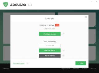 Hướng dẫn cài đặt và kích hoạt bản quyền vĩnh viễn phần mềm Adguard
