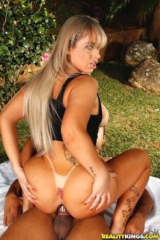 Sexy Brazilian Ass Porn