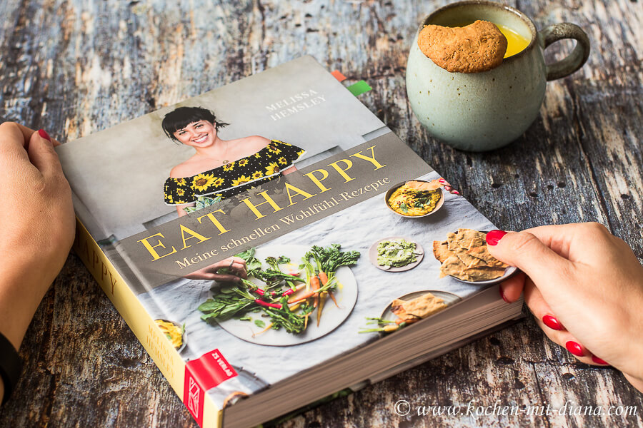 Cover Eat happy