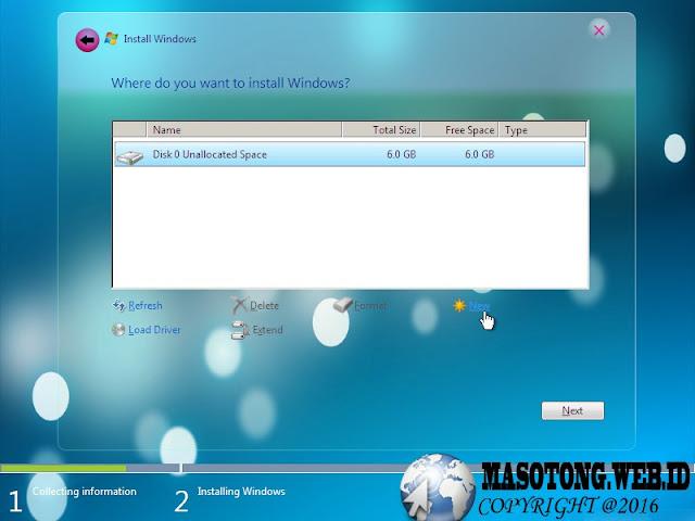 Cara Menginstal Windows 7 Lengkap dan Mudah