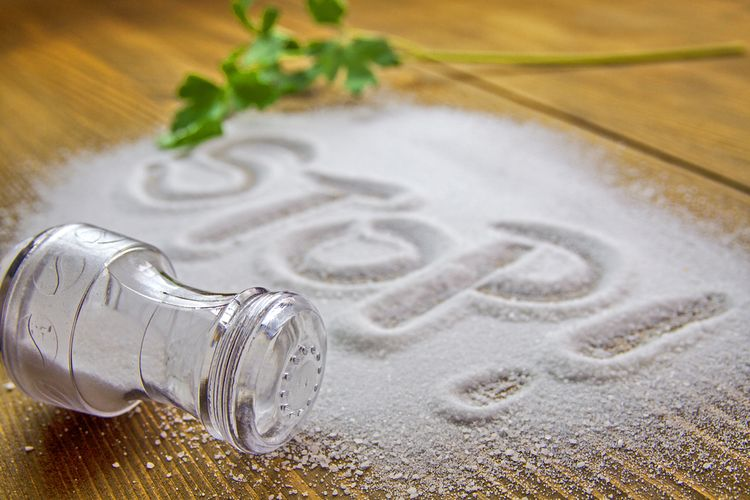 Gambar ilustrasi garam