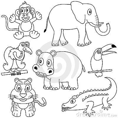 Animais Vertebrados E Invertebrados 30 Atividades Para Imprimir