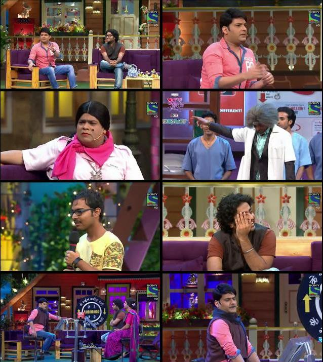 The Kapil Sharma Show 11 Sept 2016 HDTV 480p