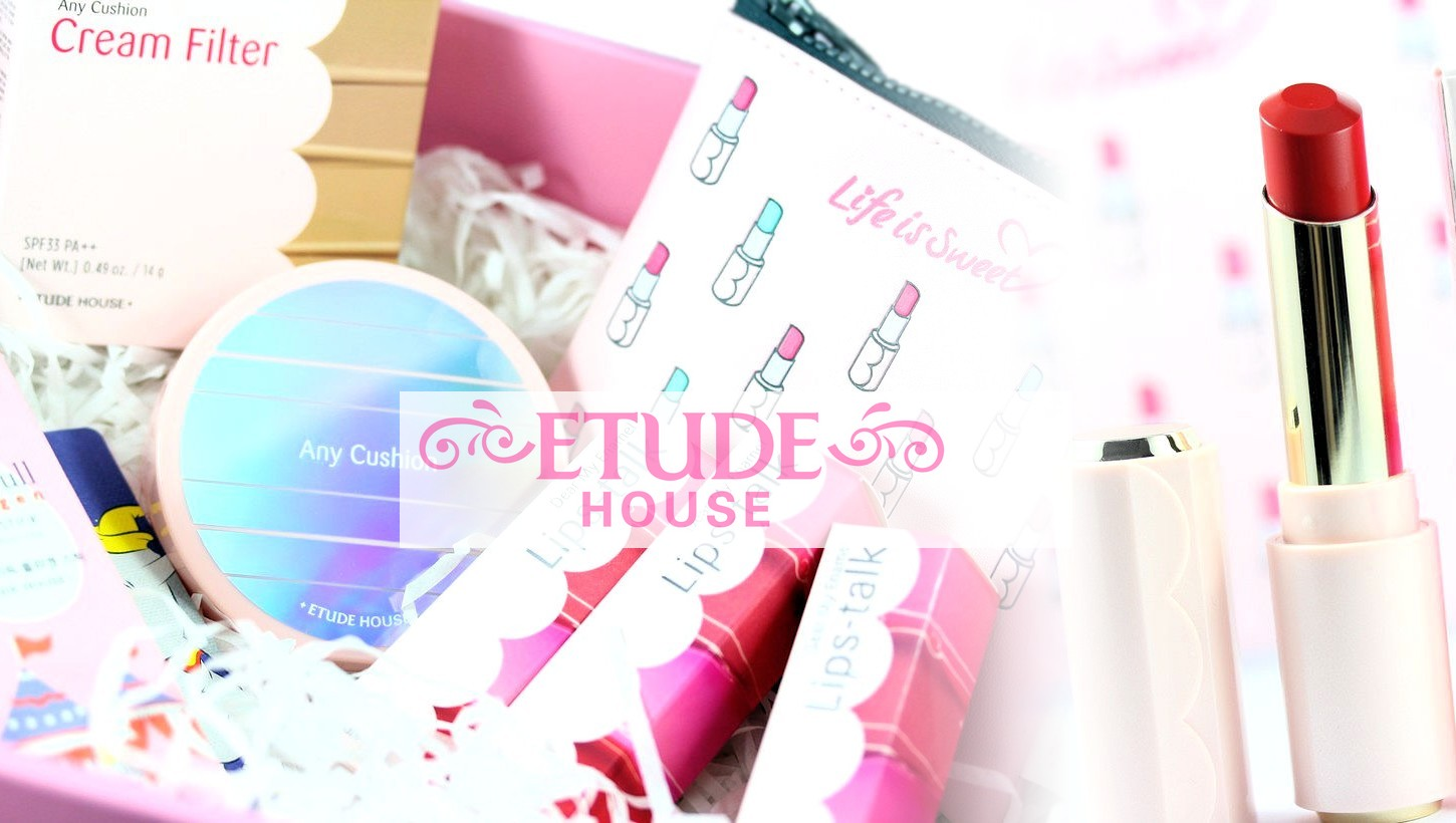 Etude House Pink Box October