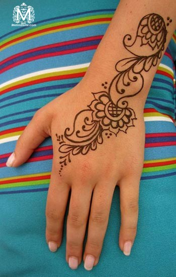 Simple And Easy Mehndi Henna Designs For Every Occasion