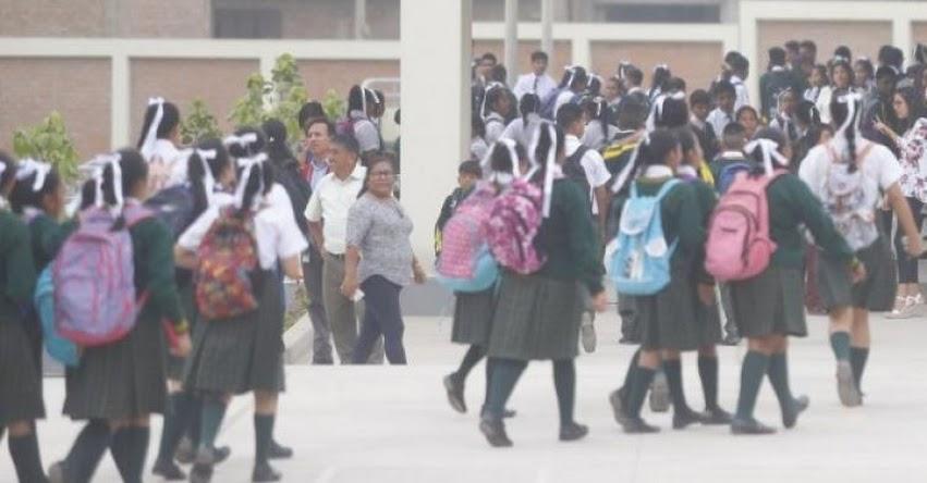 DEFENSORÍA DEL PUEBLO: «Enfoque de género permitirá erradicar violencia contra niñas y mujeres»