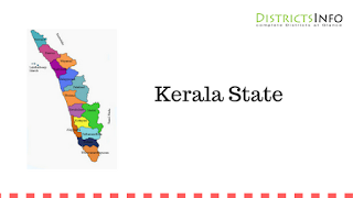 Kerala State and Districts