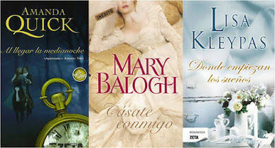 Novelas románticas-históricas