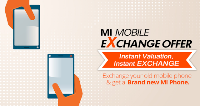 Xiaomi introduced Mi Exchange - an exchange program for old phones for new