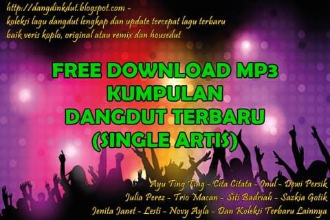 Download Kumpulan lagu Dangdut terbaru update 2017
