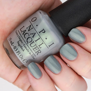 OPI Nail Lacquer in I Can Never Hut Up  Fiji Spring Summer 2017 Collection review swatch swatches