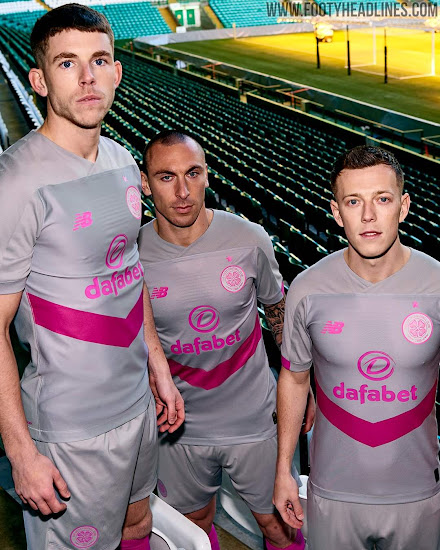 competitive price cfa1a 20518 Crazy Celtic 19-20 Third Kit Released - Footy Headlines