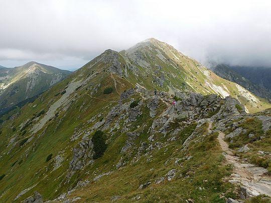 Rysia Przełęcz.