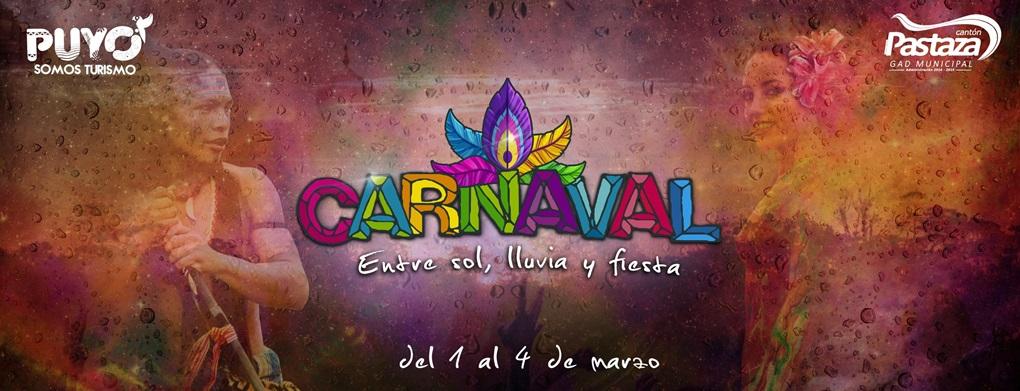 Programa completo Carnaval Puyo 2019