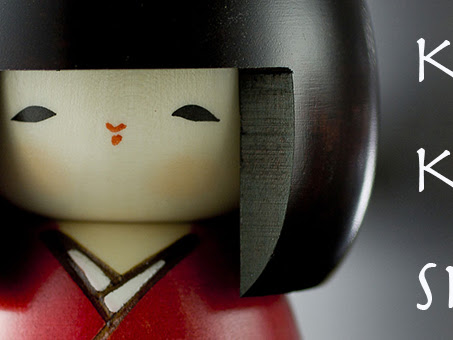 Kokeshi - こけし - Le meravigliose bambole giapponesi!