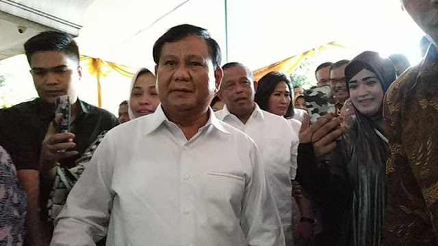 Prabowo Ulang Tahun ke-67, Kado Ini Bikin Haru