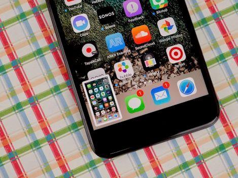 18 ميزة في iOS 11 لأخذ لقطة Screenshot علي ايفون 8 وايفون X