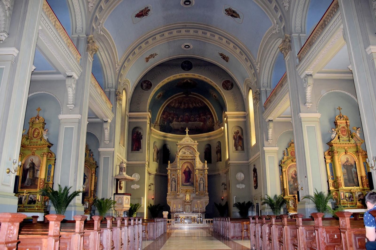 Bazilika Srca Isusova Palmoticeva Zagreb Crkva U Hrvata