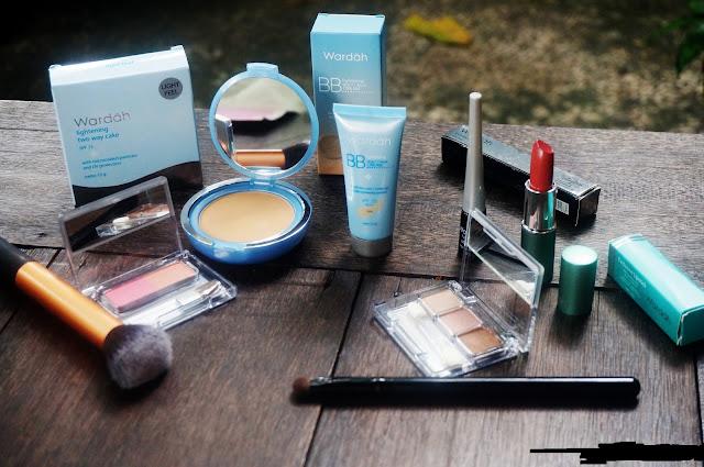 Manfaat Dan Kelebihan Dari Make Up Wardah